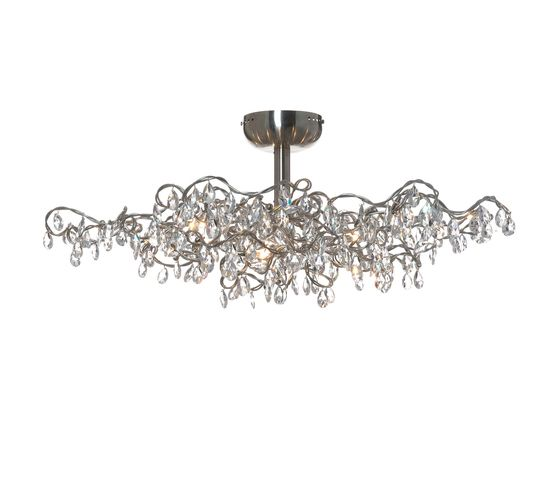 Tiara ceiling light 15-transparent by HARCO LOOR by HARCO LOOR