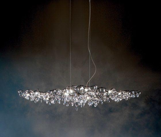 Tiara Sky Pendant light HL 18 by HARCO LOOR by HARCO LOOR