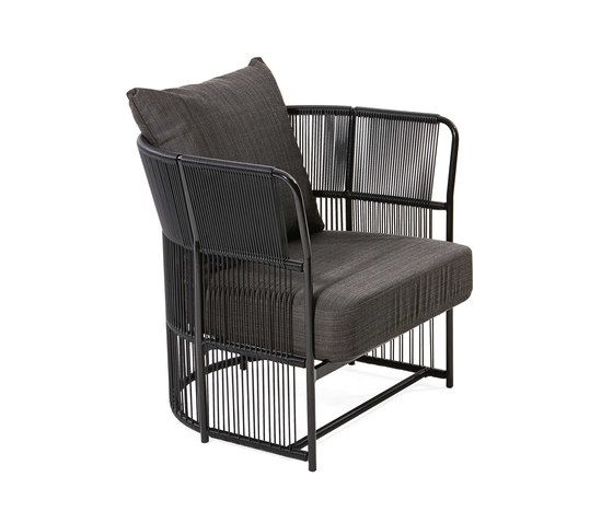 Tibidabo armchair by Varaschin by Varaschin