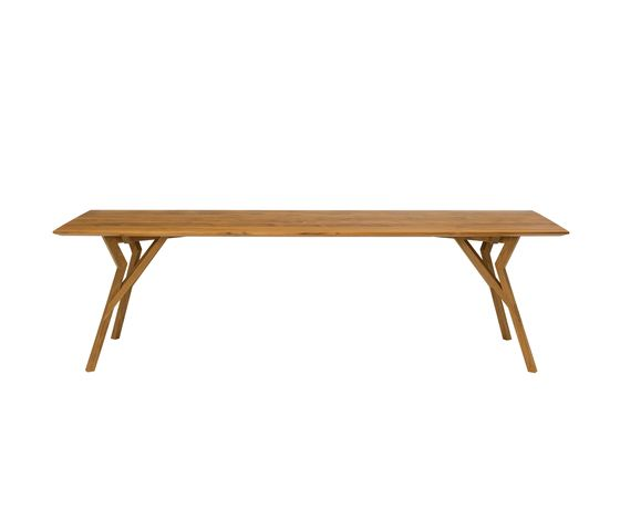 TIGA table by INCHfurniture by INCHfurniture