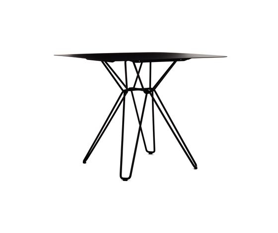 Tio Square Dining Table Metal X X Cm By Massproductions - 72 x 72 square dining table