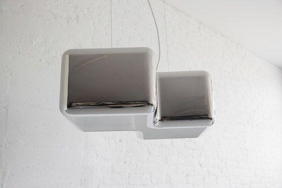 Toffoli LED pendant lamp 1 by Imamura Design by Imamura Design