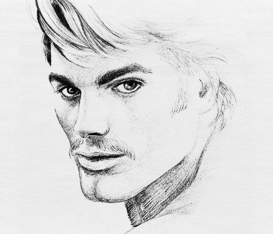 Tom of Finland untitled, 1979 by Henzel Studio by Henzel Studio