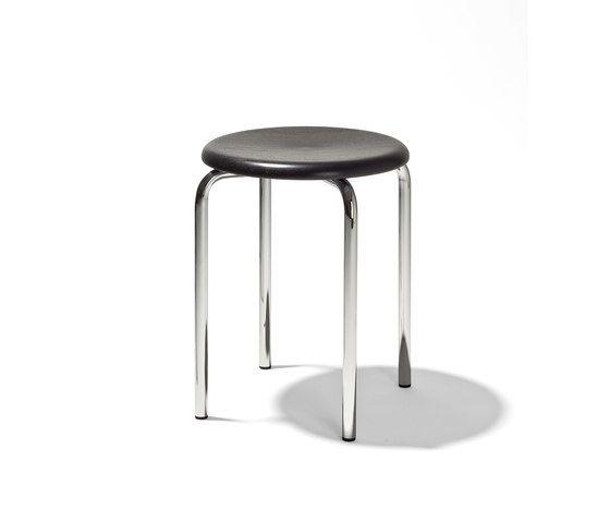 Tom stackable stool by Lampert by Lampert