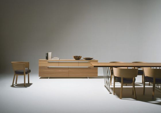 Tosai table round by Conde House Europe by Conde House Europe