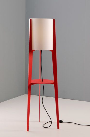 Tower floor lamp by almerich by hugo tejada for almerich tower floor lamp by almerich aloadofball Image collections