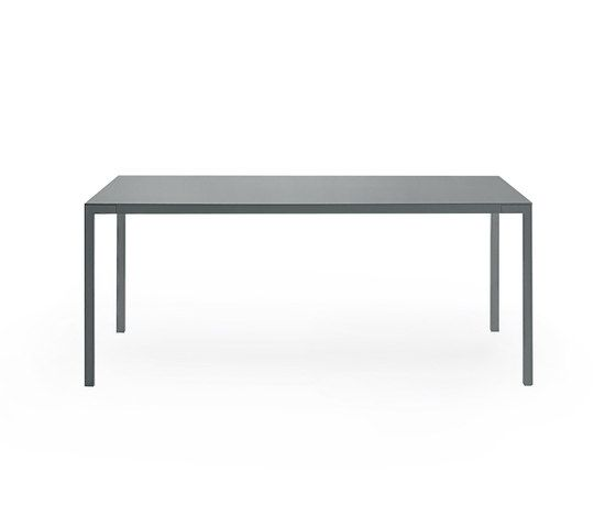 Trevi table by Poliform by Poliform