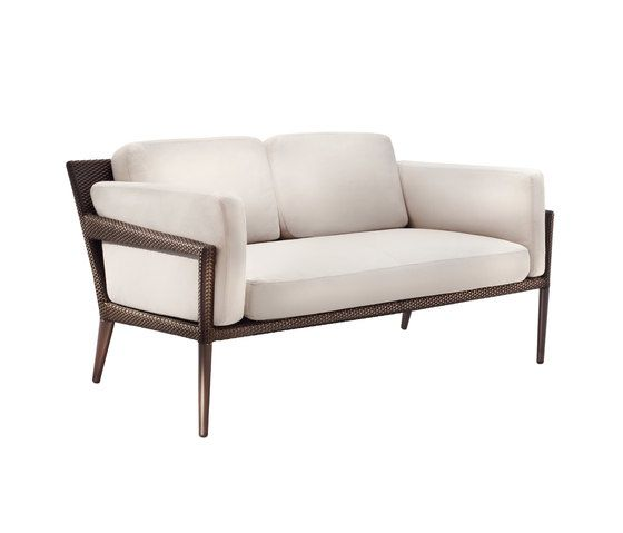 Tribeca 2 seater by DEDON by DEDON
