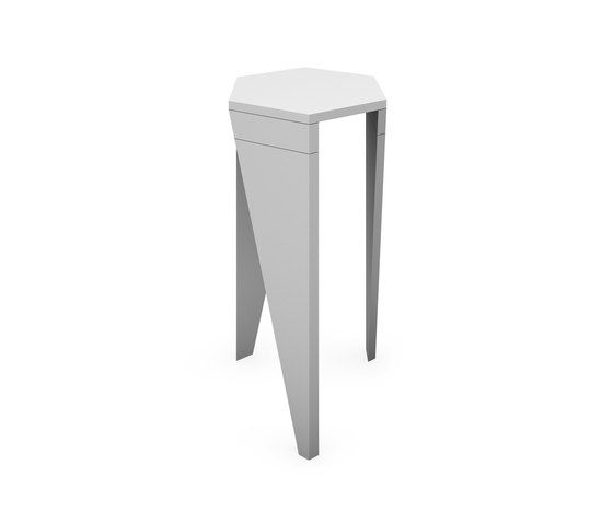Trigon Hot Desk by Lande by Lande