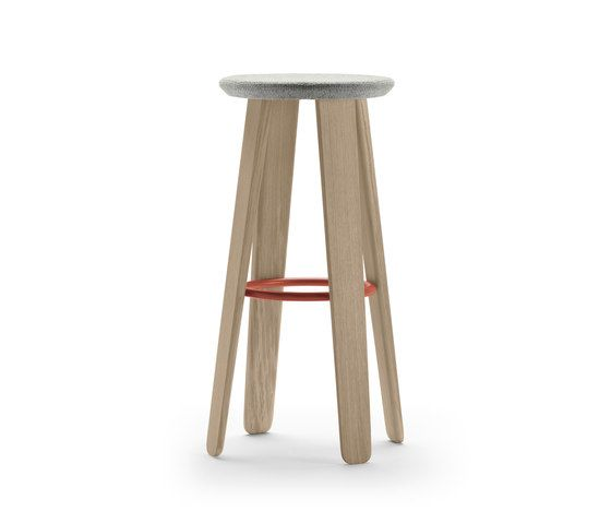 Triku Hight Stool by Alki by Alki