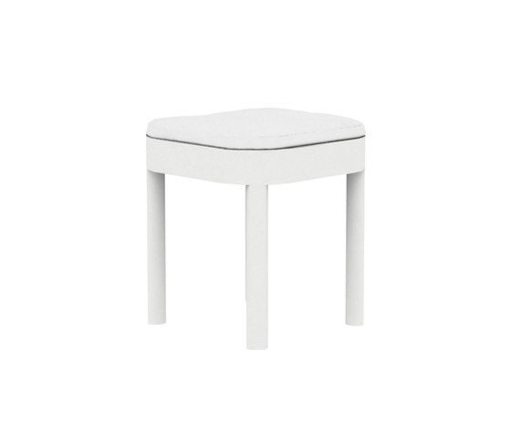 Tropez Stool by GANDIABLASCO by GANDIABLASCO