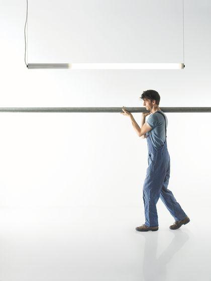 Tube Pendant H by lichtprojekte by lichtprojekte