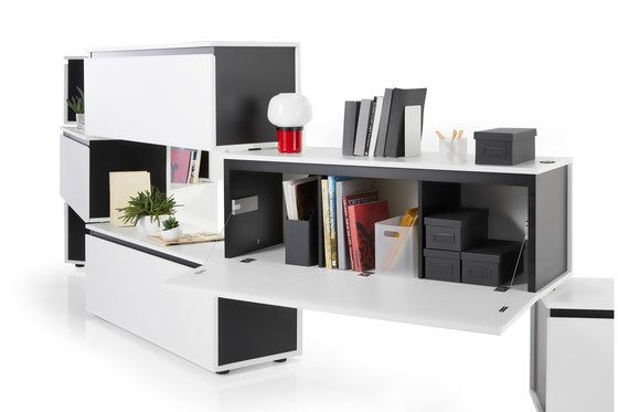 Tube Storage System by Koleksiyon Furniture by Koleksiyon Furniture