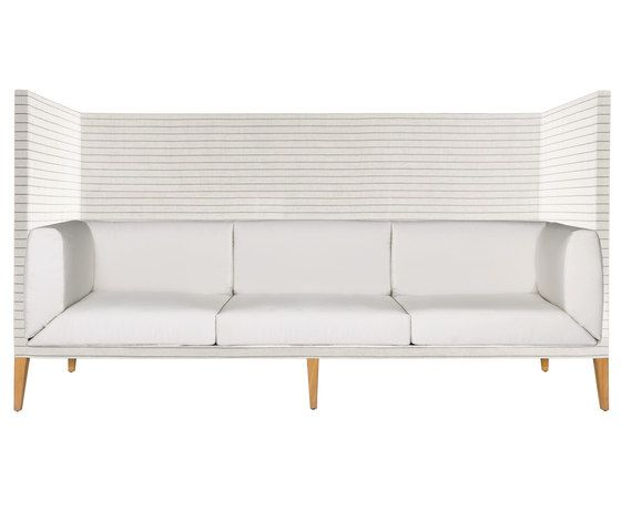 Twizt club 3-seater high back by Mamagreen by Mamagreen