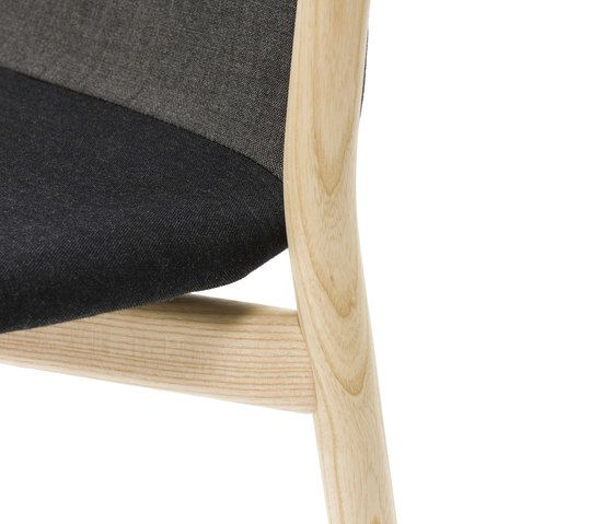 Two Tone Armchair by Discipline by Discipline