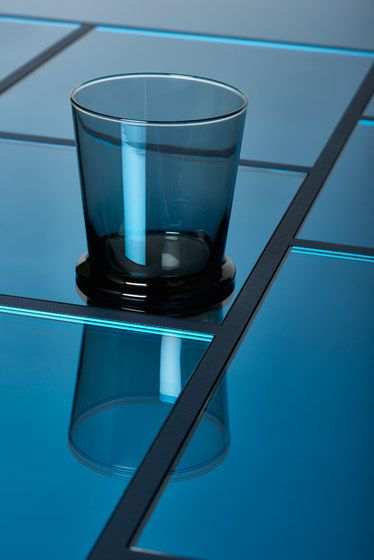 Vanity glass collection by Linteloo by Linteloo