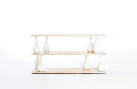 Vase Shelves by Covo by Covo