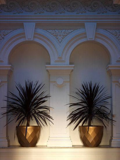 Vases Planter - Ø55 x 45 by Vondom