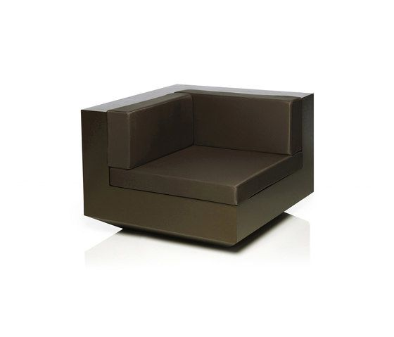 Vela Sofa - Right Unit by Vondom