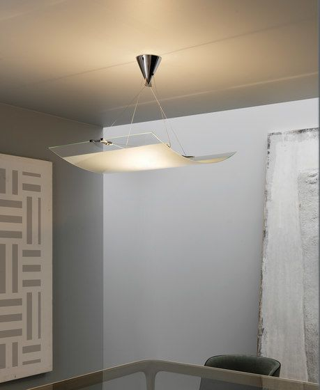 Velo Suspension lamp by FontanaArte by FontanaArte
