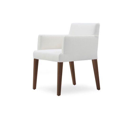Velvet chair by Poliform by Poliform