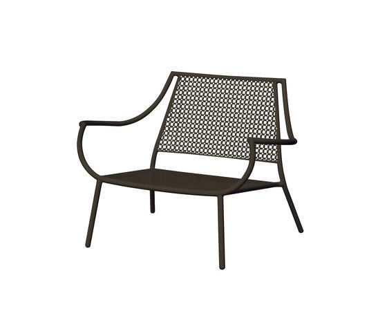 Vera lounge chair - set of 2 by EMU