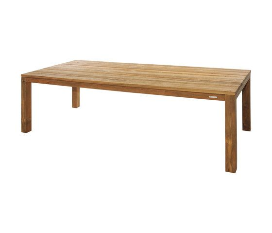 Vigo dining table 240x100 cm (wood legs) by Mamagreen by Mamagreen