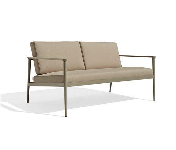 Vint 2-seater sofa by Bivaq by Bivaq