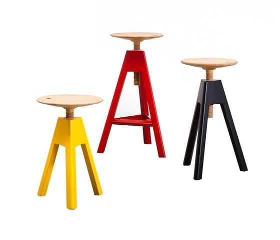 Vitos Stool high by miniforms by miniforms