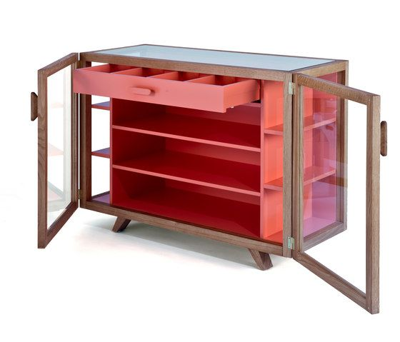 Vitrina small sideboard by Case Furniture by Case Furniture