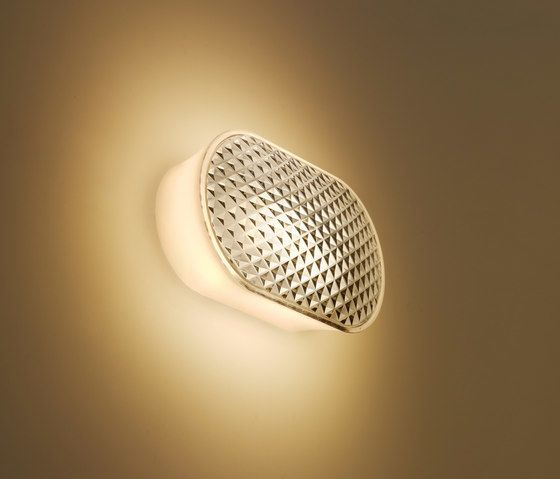 Vitro Wall and ceiling lamp by FontanaArte by FontanaArte
