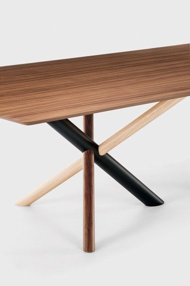 W Table by Bross by Bross