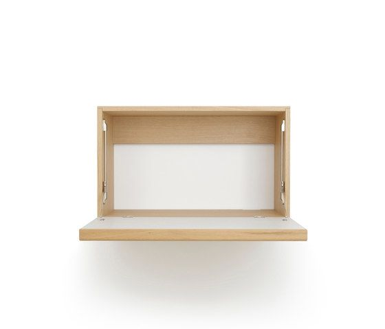 Wall desk unit by Bautier by Bautier