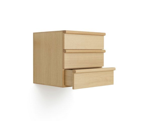 Wall drawer unit by Bautier by Bautier