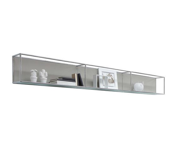 Wall-mounted shelving unit by Dauphin Home by Dauphin Home