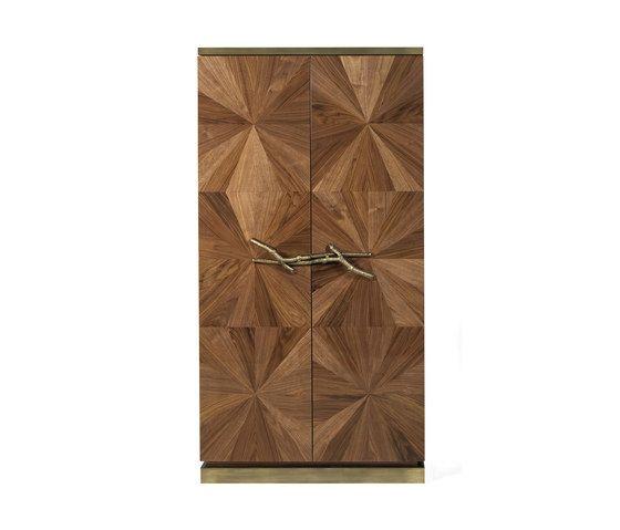 Walnut | Bar Cabinet by GINGER&JAGGER by GINGER&JAGGER