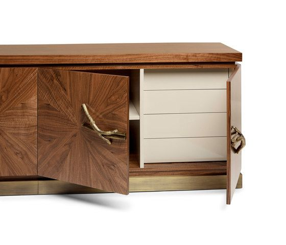 Walnut | Sideboard by GINGER&JAGGER by GINGER&JAGGER