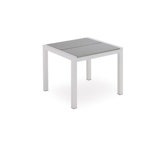 Weekend dining table 90 by Point by Point
