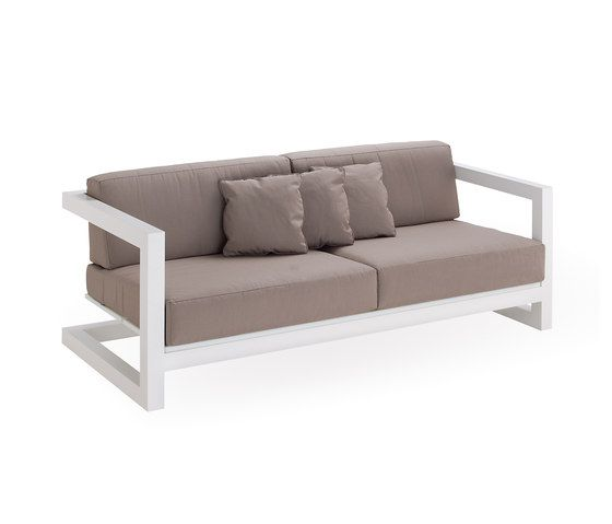 Weekend sofa 3 by Point by Point