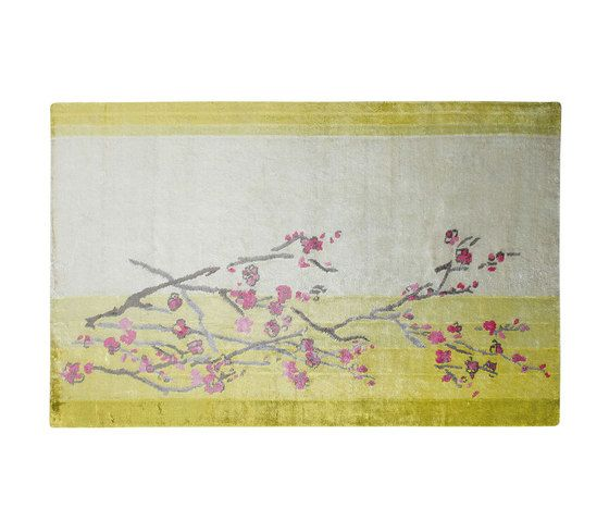 Willow - Blossom Lemon - Rug by Designers Guild by Designers Guild