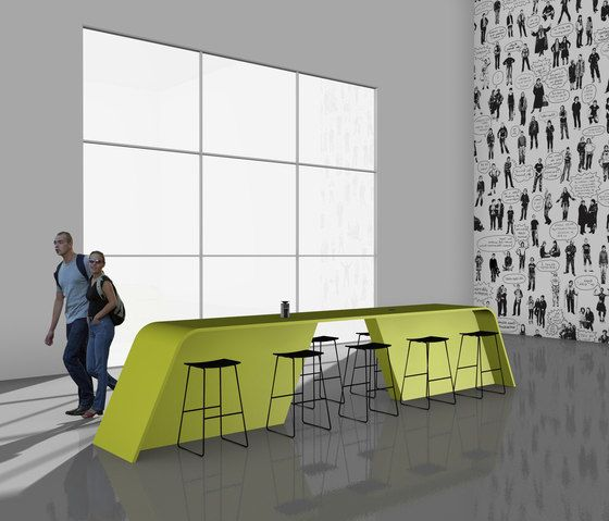 Wing by Holmris Office by Holmris Office