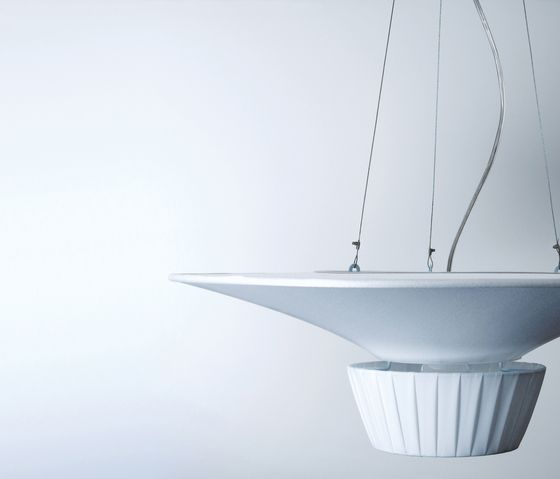 Wing S - suspended lamp by Bernd Unrecht lights by Bernd Unrecht lights
