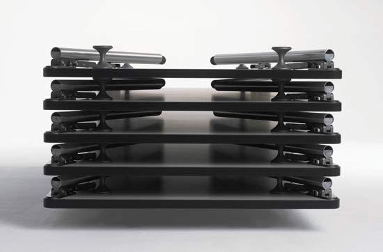 WOGG TIRA Folding Table Oï by WOGG by WOGG