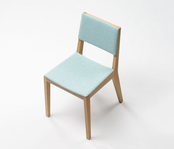 Wood Me Chair by De Vorm by De Vorm