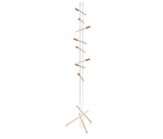 Woodpecker coat stand by Frag by Frag
