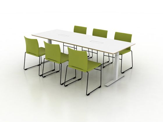 X-Ray Conference table by Ergolain by Ergolain
