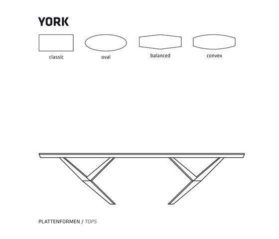 YORK by Belfakto by Belfakto