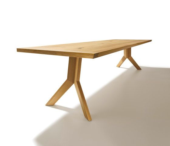 yps fixed table by TEAM 7 by TEAM 7