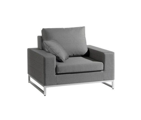 Zendo 1 Seat by Manutti by Manutti
