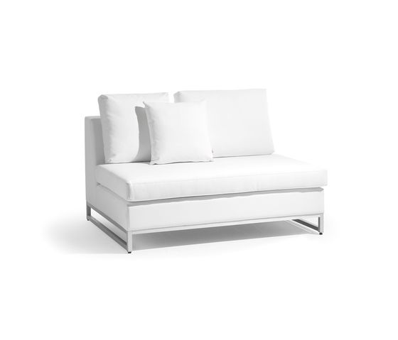 Zendo large middle seat by Manutti by Manutti